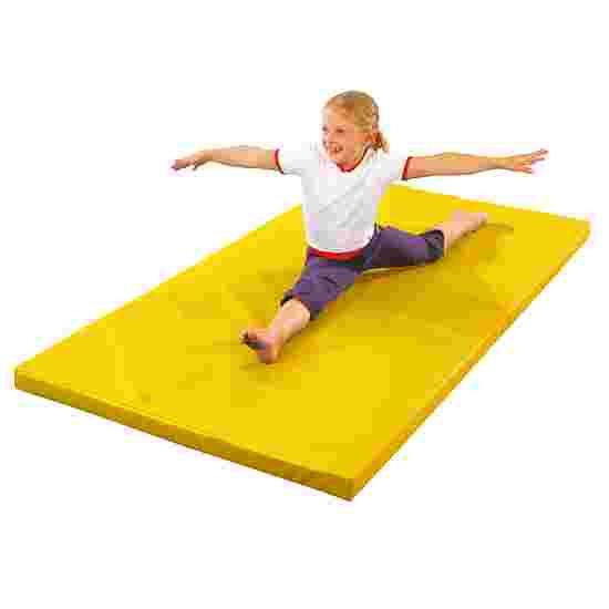 Tapis de gymnastique pour enfants Sport-Thieme « Classic S » Jaune