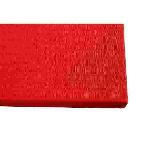 Tapis de judo Sport-Thieme Dalle d'env. 100x100x4 cm, Rouge