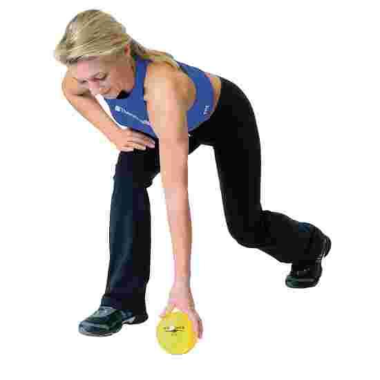 TheraBand Balle lestée « Soft Weight » 0,5 kg, beige