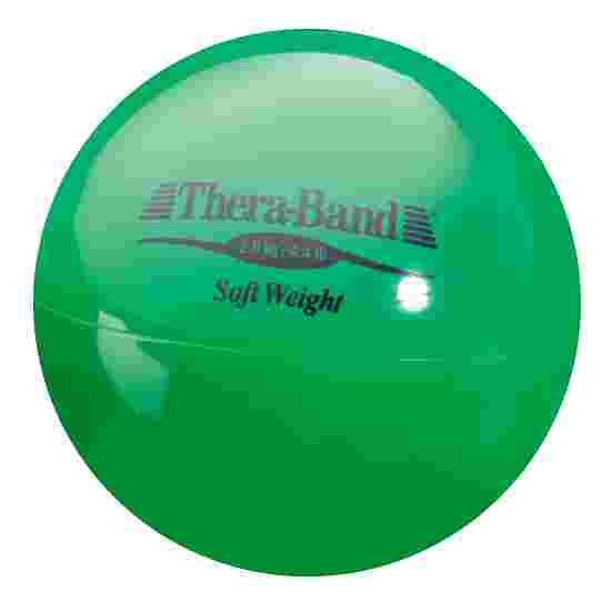 TheraBand Balle lestée « Soft Weight » 2 kg, vert