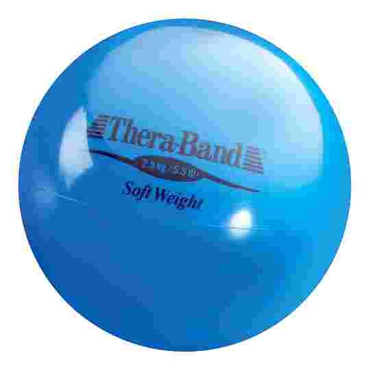 """TheraBand Gewichtsbal  """"Soft Weight"""" 2,5 kg, Blauw"""
