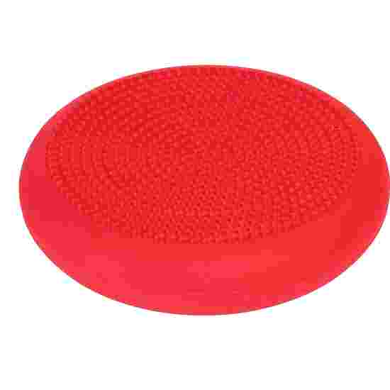 Togu Coussin d'équilibre Dynair Ballkissen Senso « XL 36 cm » Rouge