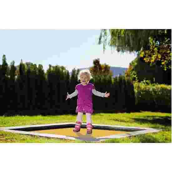 Trampoline pour enfants Eurotramp « Kindergarten » Toile de saut rectangulaire