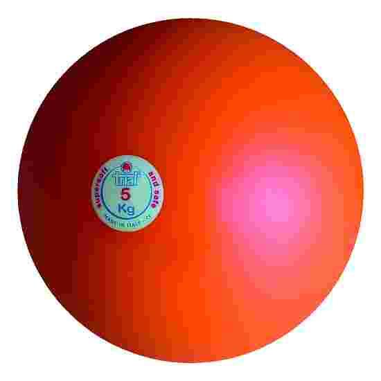 Trial Stootkogel 5 kg, oranje