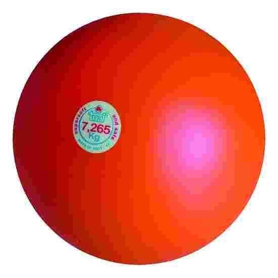 Trial Stootkogel 7,265 kg, oranje