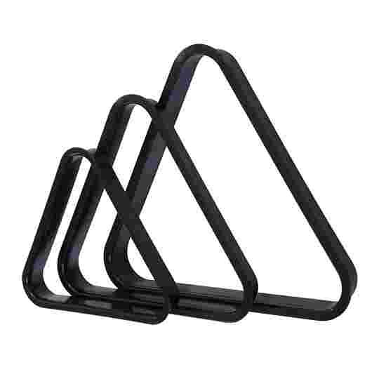 Triangle de billard en plastique Pour billes diam. 38 mm