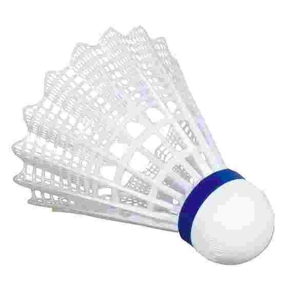 "Victor Badmintonshuttle ""Shuttle 1000"" Blauw, middel, wit"