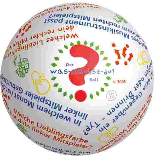 Vraag- en antwoord ballen