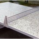 Table de tennis de table en béton Dywidag