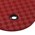 Natte de gymnastique Sport-Thieme « Confort » Env. 180x65x0,8 cm, Rouge