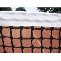 Filet de tennis mailles doubles avec cordeau de tension bas