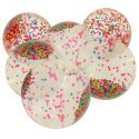 Balle magique « Confettis » lot de 6