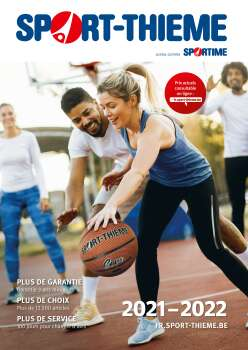 Sport-Thieme catalogue