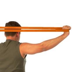 """Sport-Thieme Powerband """"Jumpstretch"""" Blauw, bijzonder sterk"""