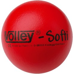 Ballon Volley Softi Rouge