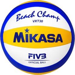 Ballon de beach-volley Mikasa « Beach Champ VXT30 »