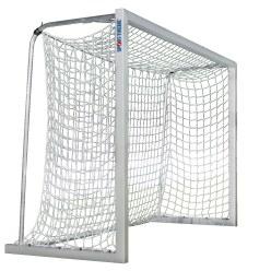 Sport-Thieme Alu kleinvelddoelen 3x2 m, vierkant profiel, vrijstaand of in grondbussen