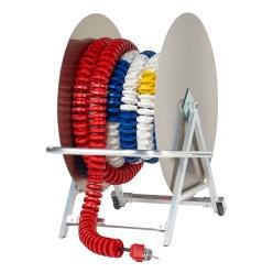 Sport-Thieme Chariot pour lignes de nage « Mini »
