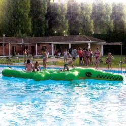 Jeu aquatique Airkraft « Crocodile »