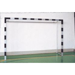 But de handball en salle en aluminium 3x2 m