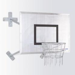 Sport-Thieme But de basket mural « Outdoor »