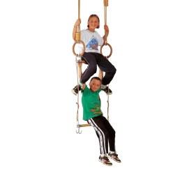Barre de trapèze Sport-Thieme Barre de trapèze en bois