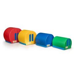 Reivo Kit de blocs ronds Vario « Grand »