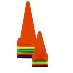 Sport-Thieme  Markeringskegels Set van 10 20,5x20,5x37 cm