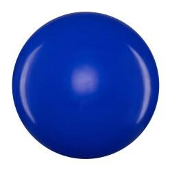 Evenwichtsbal  Rood met zilver klatergoud, ø ca. 70 cm, 15 kg