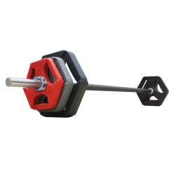 Hot Iron Lange Halter-Set Premium kleurrijk