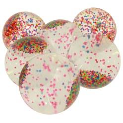 Toverbol met confetti Enkel