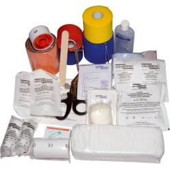 Kit de réassort pour sac à dos de secours