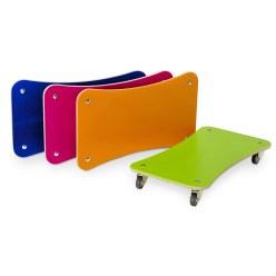 """Sport-Thieme Rolplank-set """"Color-Line"""""""