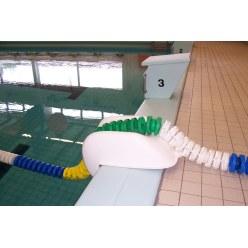 Guide pour ligne de nage