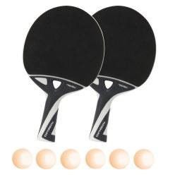 Kit de raquettes de tennis de table « nexeo X70 »