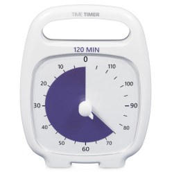 "Time Timer ""Plus""  60 Minuten, Zwart"