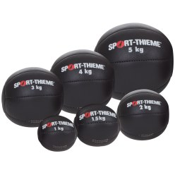 "Sport-Thieme Medicineballen-Set ""Zwart"""