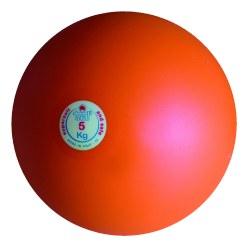 Trial Stootkogel 3 kg, oranje