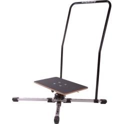 Planche Gyroboard « Health & Fitness » avec barre d'appui