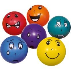 Lot de ballons « Émotions »