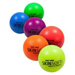 Lot de ballons Skin Sport-Thieme « Softi Fluo »