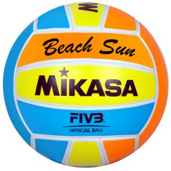 Ballon de beach-volley Mikasa « Beach Sun »