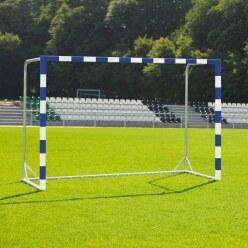 But de handball en salle avec cadre encollé