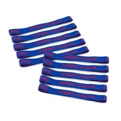 """Sport-Thieme Set van 10 elastische Textielbanden """"Ring"""""""