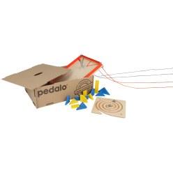 Pedalo Kit jeux d'équipe « Trois »