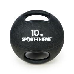 Sport-Thieme Medicijnbal met handgrepen