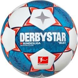 Ballon de football Derbystar «Bundesliga Brillant Replica S-Light 2020-2021»