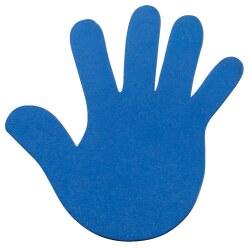 Sport-Thieme Marquage au sol Bleu, Flèche, 35 cm