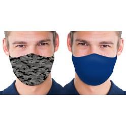 Olusko gezichtsmasker en alledaagse maskers Heren
