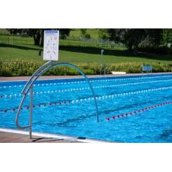 Sport-Thieme Autoroute de natation « Ligne de nage»